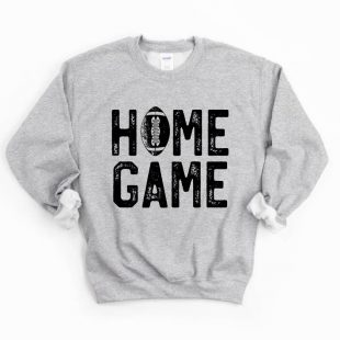 home game sweatshirt bleacher game day apparel