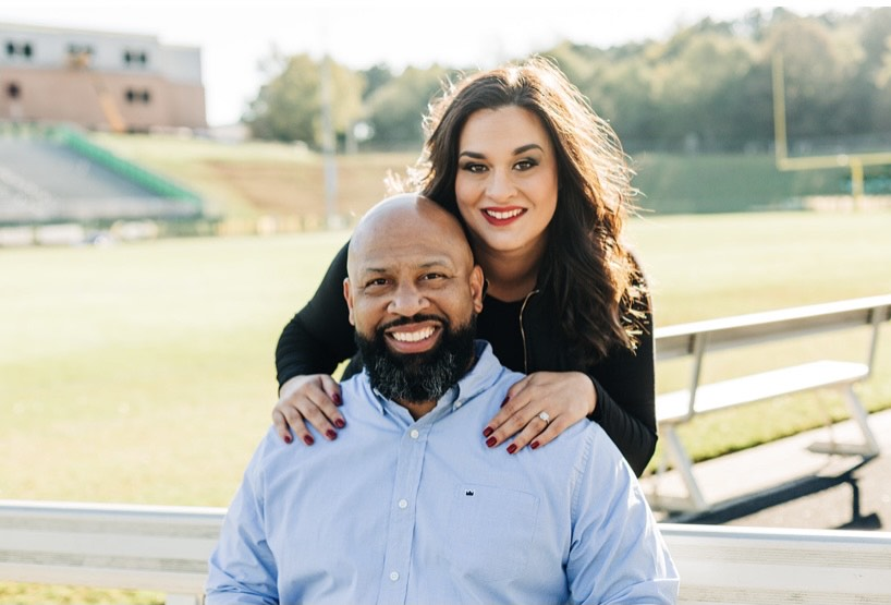 i married a black coach; this is my story