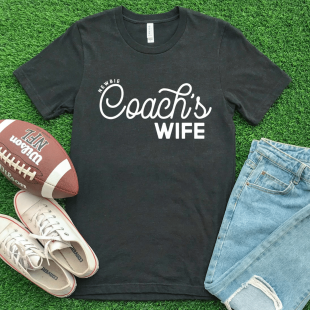 new coach's wife just married mrs coach